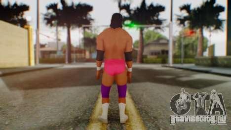 WWE Damien Sandow 2 для GTA San Andreas третий скриншот