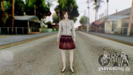 Fatal Frame 4 Madoka для GTA San Andreas второй скриншот