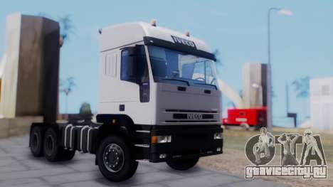Iveco EuroTech v2.0 для GTA San Andreas