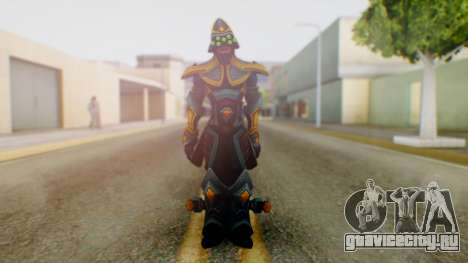 Masteryi League of Legends Skin для GTA San Andreas второй скриншот