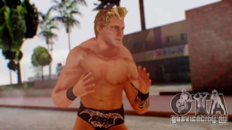 Chris Jericho 2 для GTA San Andreas