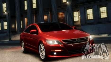 Volkswagen Passat CC для GTA 4