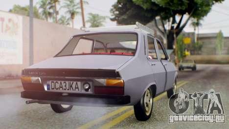 Dacia 1310 v2 для GTA San Andreas вид слева