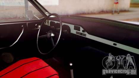 Dacia 1310 v2 для GTA San Andreas вид справа