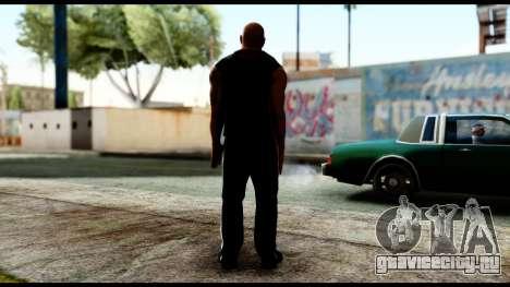 WWE The Rock 2 для GTA San Andreas третий скриншот