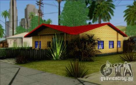 Новый дом Дениз для GTA San Andreas второй скриншот