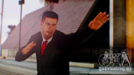 Justin Roberts для GTA San Andreas