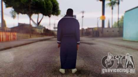 WWE Damien Sandow 1 для GTA San Andreas третий скриншот