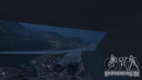 Tu-160 White Swan для GTA 5 седьмой скриншот