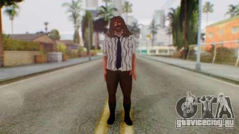 WWE Mankind для GTA San Andreas второй скриншот
