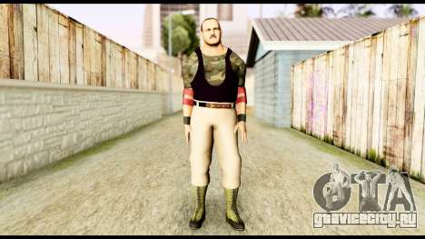 WWE Sgt Slaughter 2 для GTA San Andreas второй скриншот