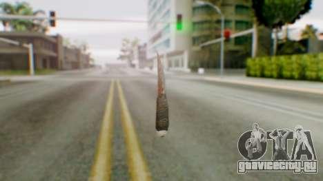 Shank для GTA San Andreas второй скриншот
