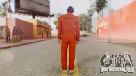 FOR-H Prisoner для GTA San Andreas третий скриншот