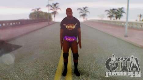 Titus ONeil 2 для GTA San Andreas второй скриншот