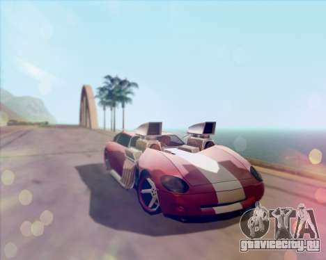 Banshee Twin Mill III Hot Wheels v1.0 для GTA San Andreas