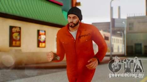FOR-H Prisoner для GTA San Andreas