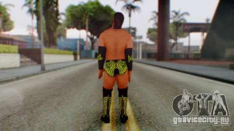 Justin Gabriel для GTA San Andreas третий скриншот