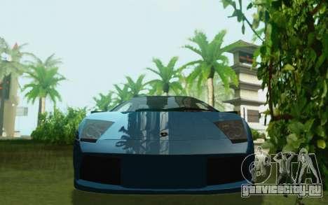 Lamborghini Murcielago 2005 для GTA San Andreas вид справа