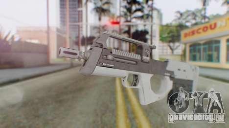 GTA 5 Assault SMG - Misterix 4 Weapons для GTA San Andreas