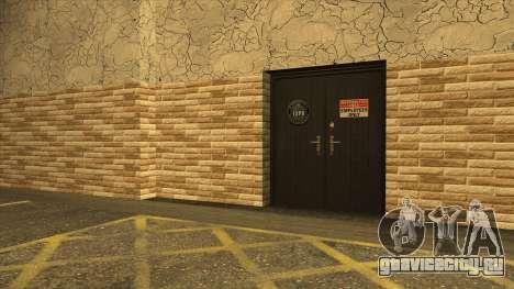 LSPD, All Saints Hospital & Skyscrapers 2016 для GTA San Andreas пятый скриншот