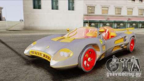 Ferrari P7 Carbon для GTA San Andreas
