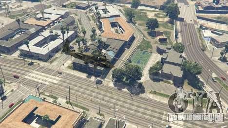 Ка-52 Аллигатор для GTA 5 пятый скриншот