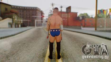 CM Punk 2 для GTA San Andreas третий скриншот