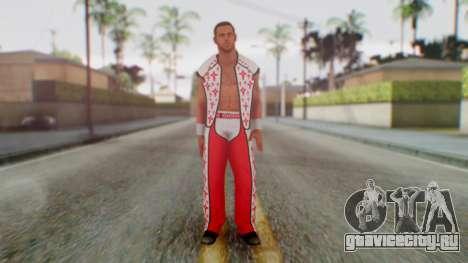 WWE HBK 2 для GTA San Andreas второй скриншот