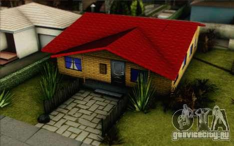 Новый дом Дениз для GTA San Andreas третий скриншот