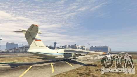 ИЛ-76М v1.1 для GTA 5 третий скриншот