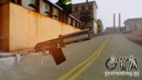 GTA 5 Heavy Shotgun - Misterix 4 Weapons для GTA San Andreas