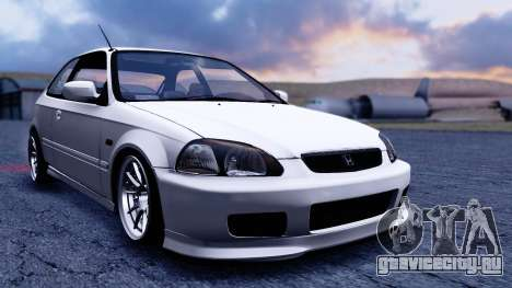 Honda Civic 1.6 Hatchback для GTA San Andreas