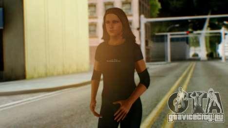 Stephani WWE для GTA San Andreas