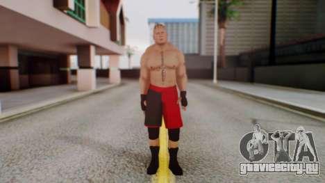 Brock Lesnar для GTA San Andreas второй скриншот