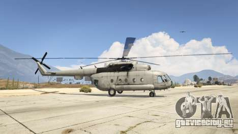 Ми-8 для GTA 5 второй скриншот