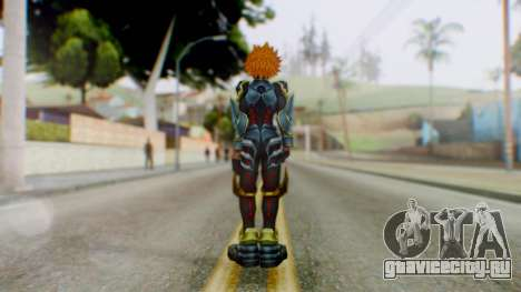 KHBBS - Ventus Armor (Helmetless) для GTA San Andreas третий скриншот