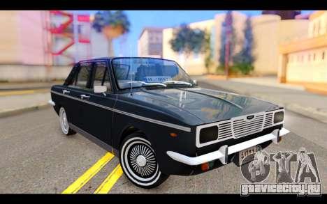 Peykan 1347 Classic для GTA San Andreas