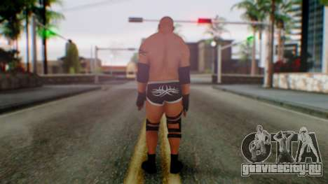 Goldberg для GTA San Andreas третий скриншот