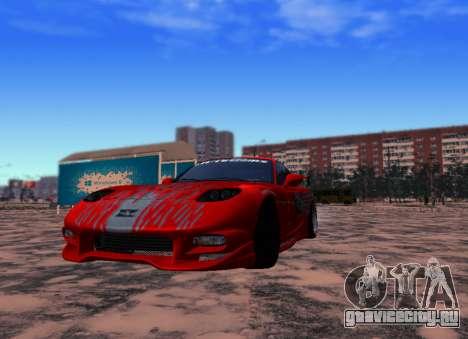 Fast ENB V.31 для GTA San Andreas