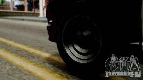 GTA 5 Police SF для GTA San Andreas вид сзади слева