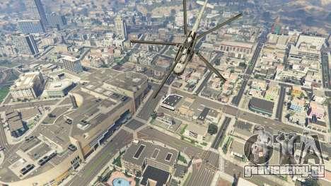 Ми-8 для GTA 5 седьмой скриншот