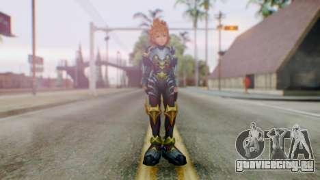 KHBBS - Ventus Armor (Helmetless) для GTA San Andreas второй скриншот