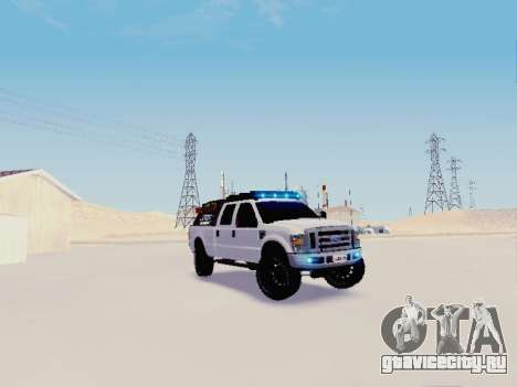 Ford F-250 Full Off-Road для GTA San Andreas