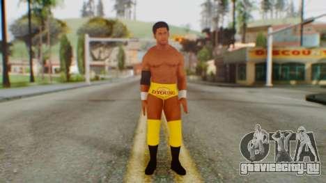 Darren Young для GTA San Andreas второй скриншот
