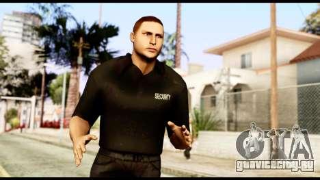 WWE SEC 2 для GTA San Andreas