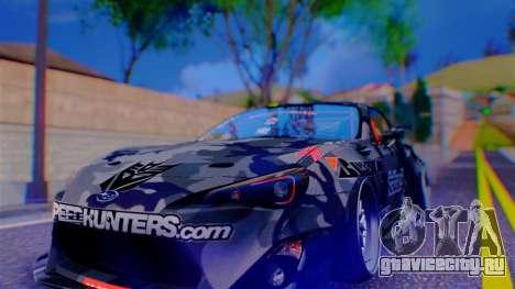 Aero Project Art 0.248 для GTA San Andreas второй скриншот