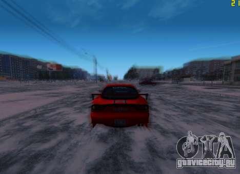 Fast ENB V.31 для GTA San Andreas третий скриншот