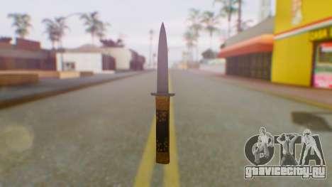 GTA 5 VIP Switchblade для GTA San Andreas второй скриншот