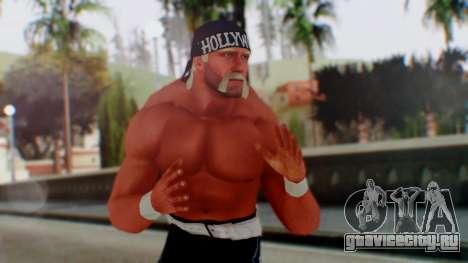 Holy Hulk Hogan для GTA San Andreas