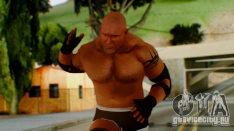 Goldberg для GTA San Andreas